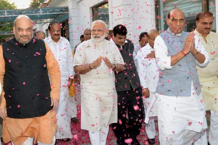Modi-Amit-Shah