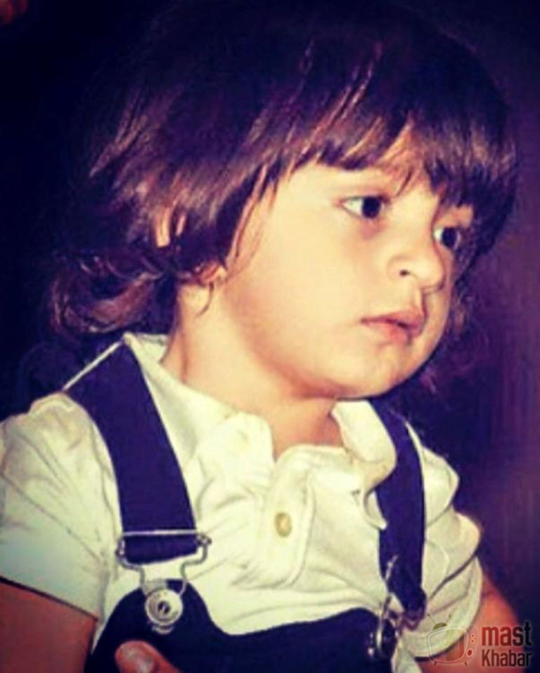 SRK-baby-Abram