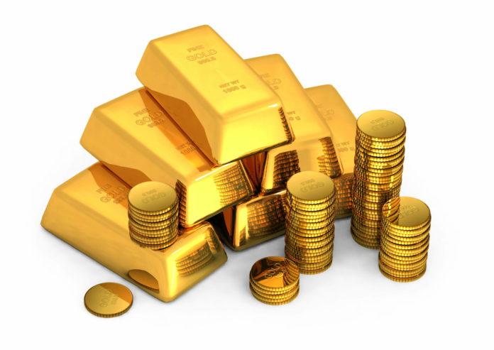 Gold Futures Slide On Weak Global Cues