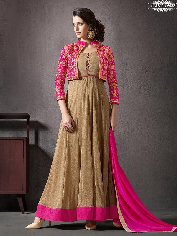 Salwar suit, Designer suit