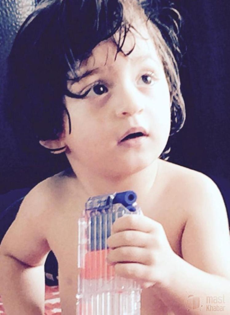 shahrukh-khan-cutest-baby-abram