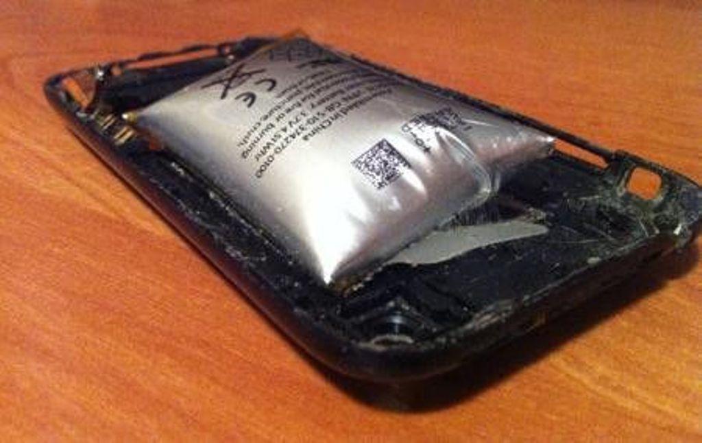Damaged battery (1)