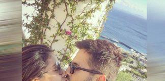 Shahid Kapoor-Mira Rajput's adorable kiss selfie
