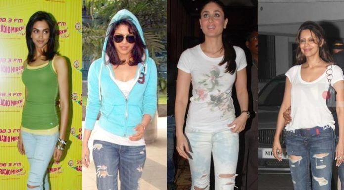 Bollywood divas bring back '90s fashion in style