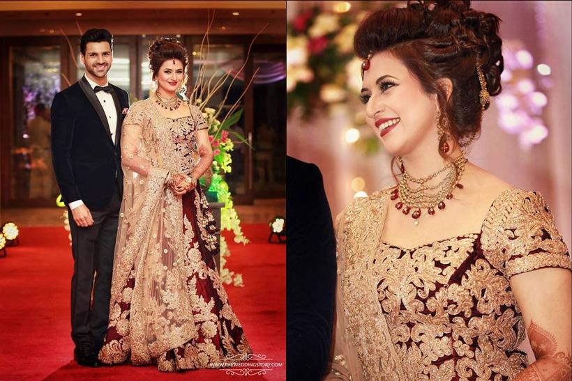 Beautiful Celebrity Brides Of 2016