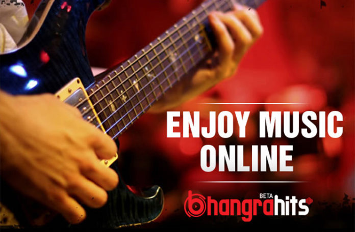 enjoy music online - bhangra hits