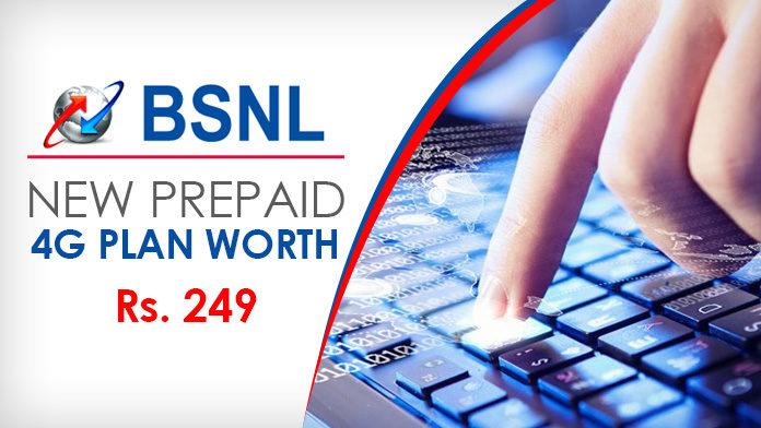 Bsnl New Prepaid Plan