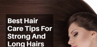 Best Hair care tips and tricks