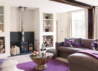 Tips to make your interior decor winter friendly