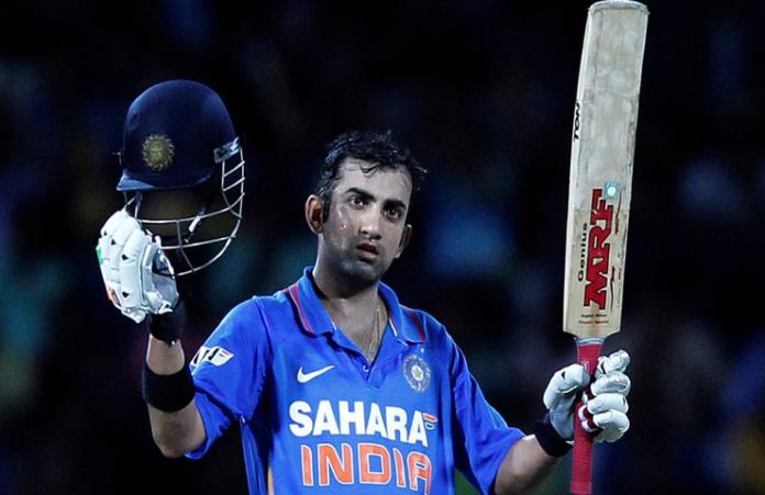 Indian Batsman Gautam Gambhir announced his retirement from cricket