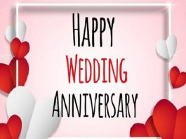 200+ Wedding Anniversary Wishes and Messages