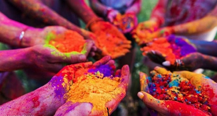 Holi wishes for friends