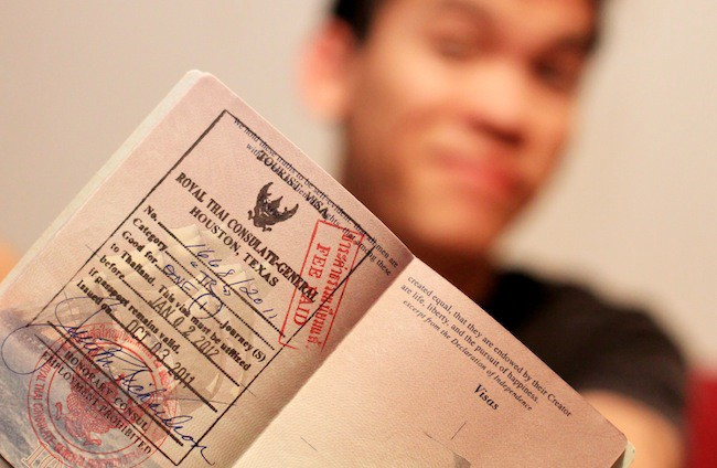 Bangkok Visa for Indians