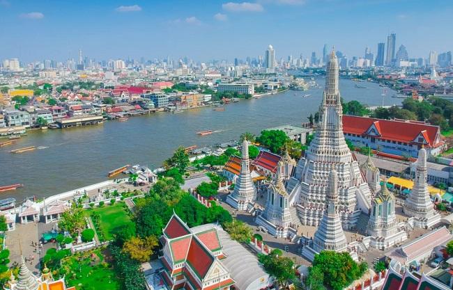 Bangkok places to visit