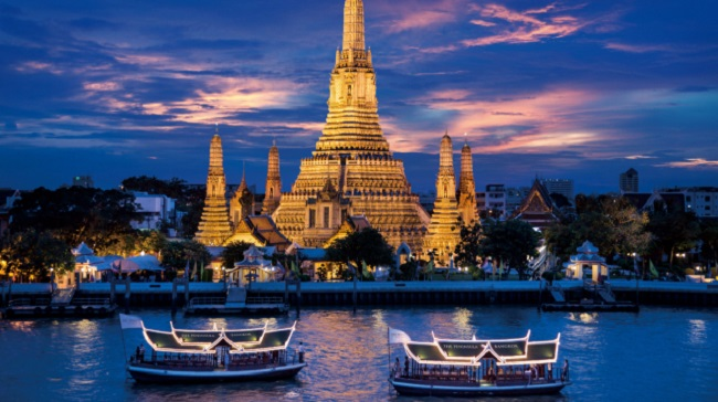 Thai Krung Thep Maha Nakhon